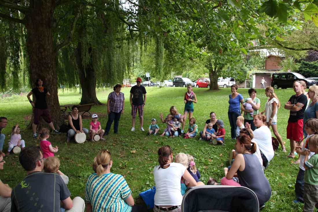 Sommerfest 20142